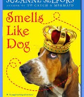 This is the cover of Smells like Dog