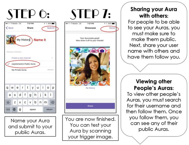 Augmented Reality with Aurasma | Smore Newsletters