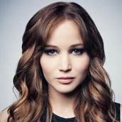 Hunger Games' Jennifer Lawerence as Vienna