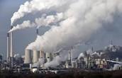 Fábricas que Contaminar el Aire