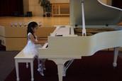 Private Piano Lesson by Allison Yi