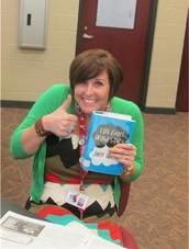 Librarian:  Alison Madison