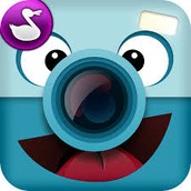 9. Chatterpix (FREE) or Facetalker (FREE)