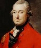British General Cornwallis