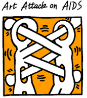 Art Attack on AIDS