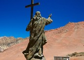 christ the redemeer of andes