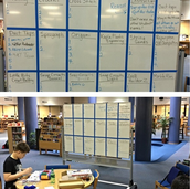 FSMS Makerspace Reorganizes!