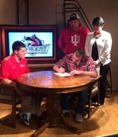 Dewey signs with IU East