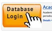 Database Login Icons