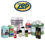 We are now an authorized distributor for Zep, Inc.!