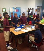 Stations in Ms. Coffey's Class