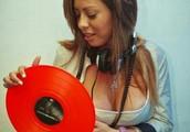 DJ MARIAM ROSOLIN VS DJ GUSXP  100%VINIL  SEGUNDA PARTE