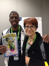 Comic Con: Librarians Are Fans Too!