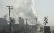 factories air pollutions