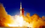 Apollo 8 rocket