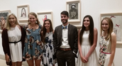 Young Masters Exihibit