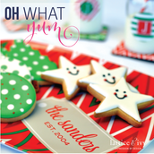 Adorable holiday platters, cookie plates, mugs and more!