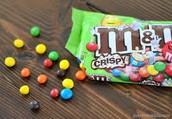 Crispy M&M's