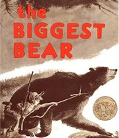 The Biggest Bear Book