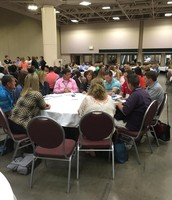 Table Talk at PLC Conference 2015