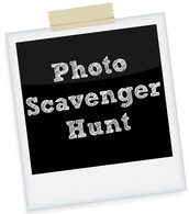 Photograph Scavenger Hunt (outside of cafteria)