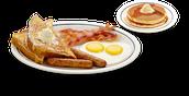 Build your own breakfast platter