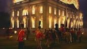 British burning the whitehouse