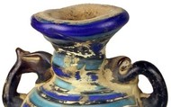 Phoenician Glass Pot