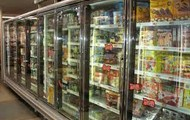 Frozen foods in your grocery store :D