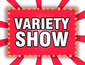 2016 Variety Show Coming Soon