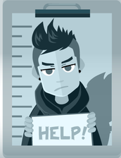 Help for Troubled Teens Infographic