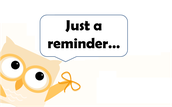 Gentle Reminders