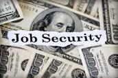 Job/Finanicial Security