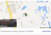 Souverain Landing, Yorktown VA 23692