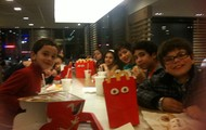 Com os Teenagers
