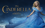 Cinderella came out during spring break.