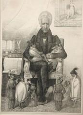Political Cartoon: Jackson and the Trail of Tears