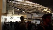 El museo de Aire y del Espacio