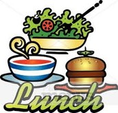 Roadrunner Cafe Hot Lunch Menu/Rotation Day