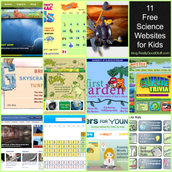 Free Science Websites for Kids
