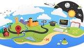 Bring Google Maps into the Classroom
