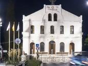 בית הכנסת הגדול מבחוץ.