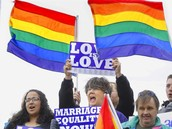 Gay Marriage is legalized in all states in the U.S.
