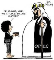 World countries to OPEC