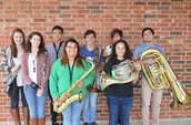 Several CHS students, one CMS student selected to  San Antonio Youth Wind Ensemble