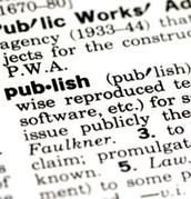 Writing to publish