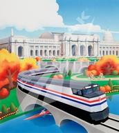 Amtrak Transportation