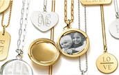 Engravable Lockets