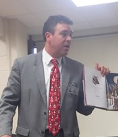 Superintendent Lieske visits GSRP