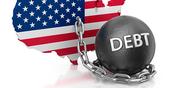 America locked in Debt
